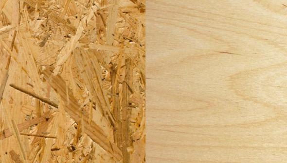 Что лучше при строительстве каркасника: фанера или OSB?